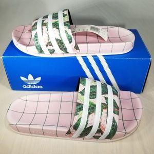 Adidas Adilette W The FARM Pink B28006